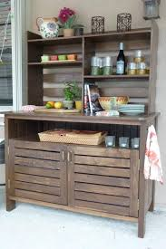 pottery barn buffet table pottery barn inspired chesapeake buffet using design confidential s