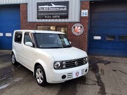 nissan car accessories uk 2006 nissan cube 7 seater 86 000 miles sold sussex