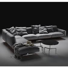 Soft Sectional Sofa Flexform Soft Sectional Sofa Style 15gxx Leather
