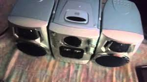durabrand home theater system review of the durabrand stereo youtube