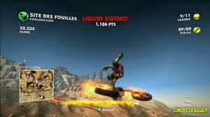 motocross madness 3 motocross madness xbla all tricks toutes les figures youtube