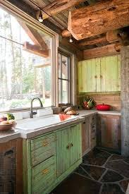 Log Cabin Kitchen Cabinets by Cabin Kitchen Ideas U2013 Fitbooster Me