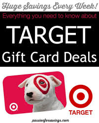 gift cards deals target gift cards how to save with gift card deals at target