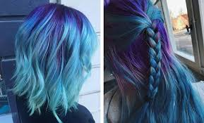 25 amazing blue and purple hair looks stayglam
