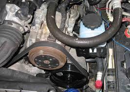 Ford Explorer Engine Swap - ford explorer pump conversion