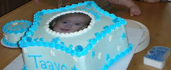 1st birthday cake a 1st birthday cake for my with a smasher cake i was