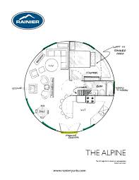 thealpine wouldn u0027t need the loft tinny homes pinterest