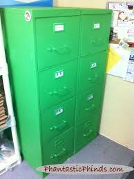 painting metal file cabinets file cabinet ideas green eight pieces paint metal file cabinet