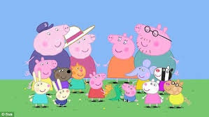 psychologists warn parents children watch peppa pig