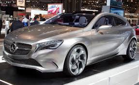 green mercedes a class mercedes benz a class concept u0026ndash news u0026ndash car and driver
