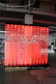 restaurant decoration ideas water features fountains screens and