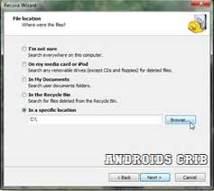 recuva for android recover deleted files on android androidscrib