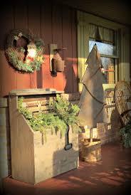 primitive christmas tree ideas christmas lights decoration