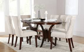 oval dining room tables dining room gorgeous oval dining room tables fabulous rustic in gray