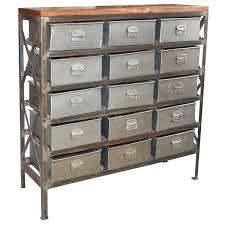 Retro Filing Cabinet Authentic Hamilton Flat File Cabinet Wooden Multi Drawer Printers