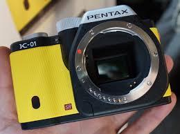 pentax k 01 mirrorless camera hands on review
