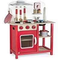 cuisine en bois jouet pas cher amazon fr cuisine enfant bois jeux et jouets