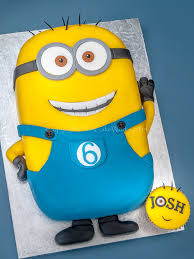 minion birthday cake birthday cakes for boys the cake works cake maker for