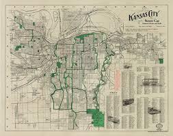 Kansas City Zip Code Map Kc Maps Gallup Map