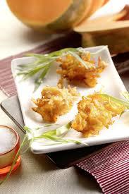 recette cuisine gourmande potiron en beignets cooklook photo recette cuisine et