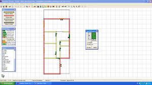 plan maison en u ouvert logiciel pour installation électrique domestique chantier chrono