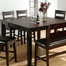 parsons dining room table gorgeous dining table having round tapered legs scandinavian