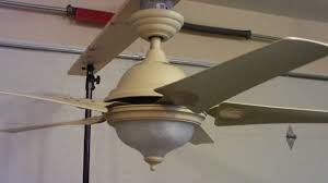 hton bay ceiling fans with lights 54 hton bay callaway ii ceiling fan with remote youtube