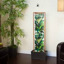 Living Room Corner Decor Impressive Living Room Decor With Indoor Floor Water Fountains 60