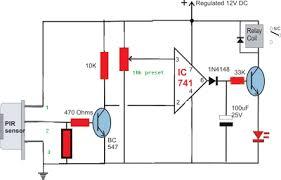 designing a low power pir electrical engineering stack exchange