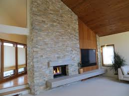 complete fireplace project albaugh masonry stone and tile inc
