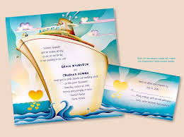 yacht wedding invitations to shine your big day weddings
