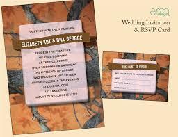 Camo Wedding Invitations 53 Best Wedding Invitations Images On Pinterest Postcards
