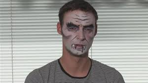 how to face paint a vampire video dailymotion