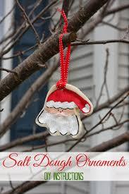 simple suburbia how to salt dough ornaments