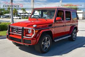 used mercedes suv for sale used 2016 mercedes g550 for sale fort lauderdale fl