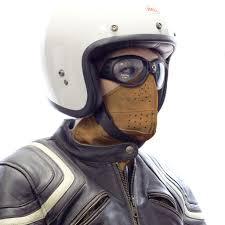 leatherface mask universal davida uk classic brown leather mask leather