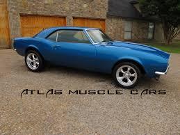cummins camaro muscle cars for sale 1968 camaro 350 auto 4852 atlas muscle cars