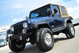 2006 tj jeep wrangler davis autosports 2006 jeep wrangler rubicon tj lifted modified
