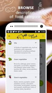 good food food combining android apps on google play