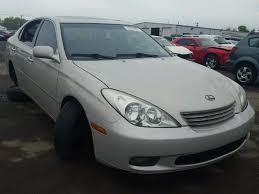 lexus es300 2002 auto auction ended on vin jthbf30g325024450 2002 lexus es300 in