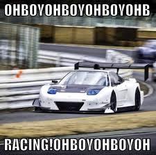 Racing Memes - oh boy racing