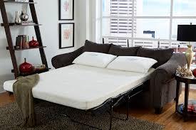 sofa bed memory foam mattress artistic gel memory foam sofabed sleeper mattress nature s sleep