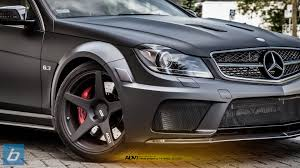 mercedes benz c63 amg coupe black series eye candy autoevolution