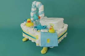 baby shower tub how to make a bathtub cake pers