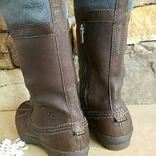ugg s belcloud boots 54 ugg shoes ugg belcloud duck shearling waterproof boots 7