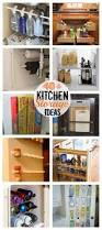 40 great kitchen storage ideas every woman should know