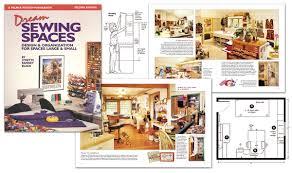 dream sewing spaces u2014 sewing studios book
