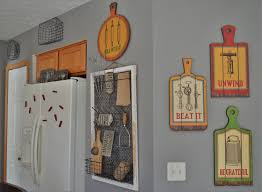 vintage kitchen wall decorations home