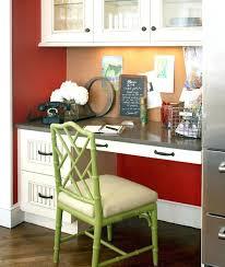 desk in kitchen ideas kitchen desks built in clever ideas to design a functional office in