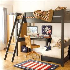 High Sleeper Bed With Futon Aspace Warwick High Sleeper With Futon High Sleeper Beds For